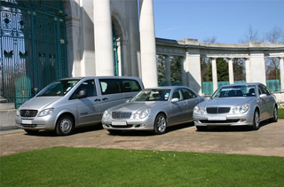 airport transfers Nottingham